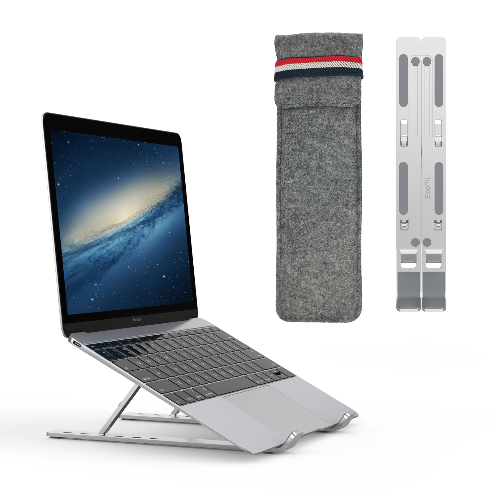 DM08 Aluminum Laptop Stand