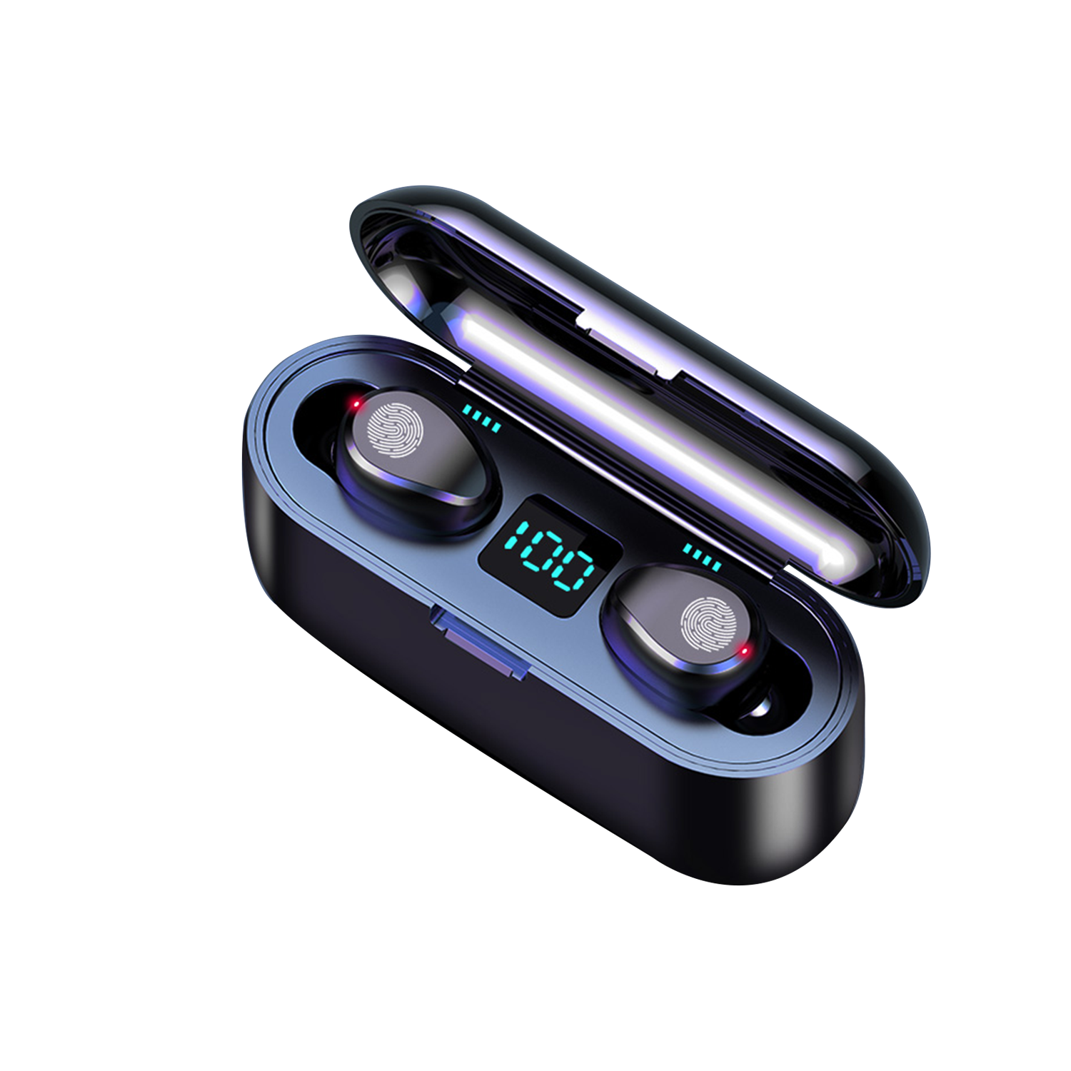 M1 Earbuds with Charging Case